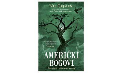 Američki bogovi, Nil Gejmen