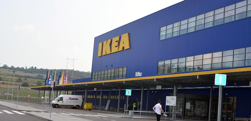 Slika: Posetili smo IKEA robnu kuću u Beogradu pre svih