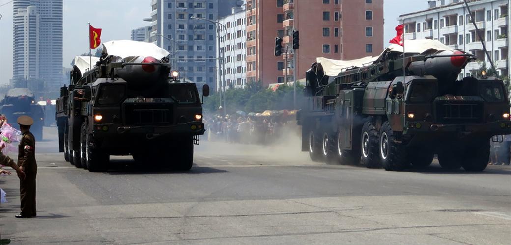 Ludilo: Severna Koreja ispalila raketu na Japan