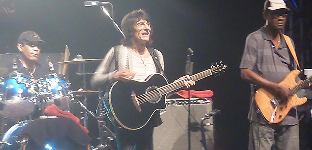 Gitarista Rolling Stonesa mislio da je kraj