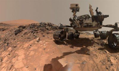 Otkrivena voda na Marsu