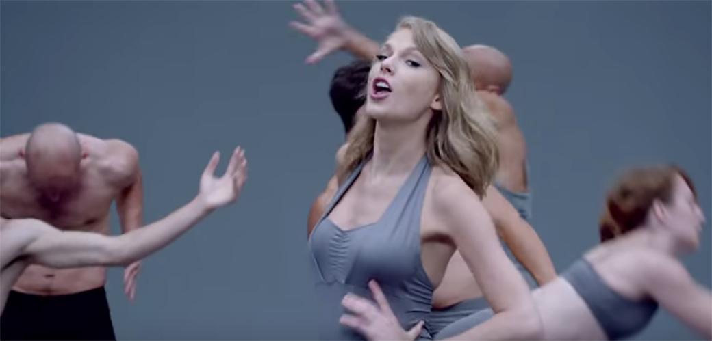 Taylor Swift ugasila naloge