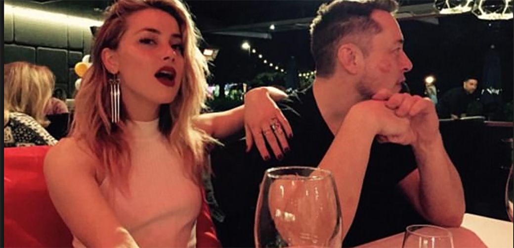 Slika: Amber Heard i Elon Musk su raskinuli?