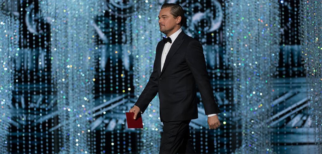 Leonardo DiCaprio igra Leonarda
