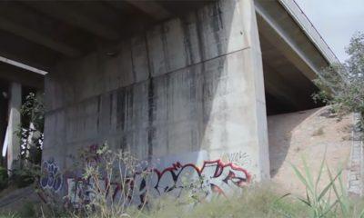 Tajni studio ispod mosta u Valensiji  %Post Title