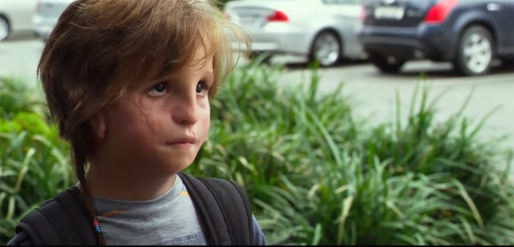Slika: Julia Roberts u filmu Wonder