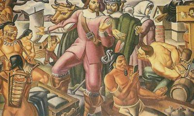 Šta to krije mural iz 1937 godine?