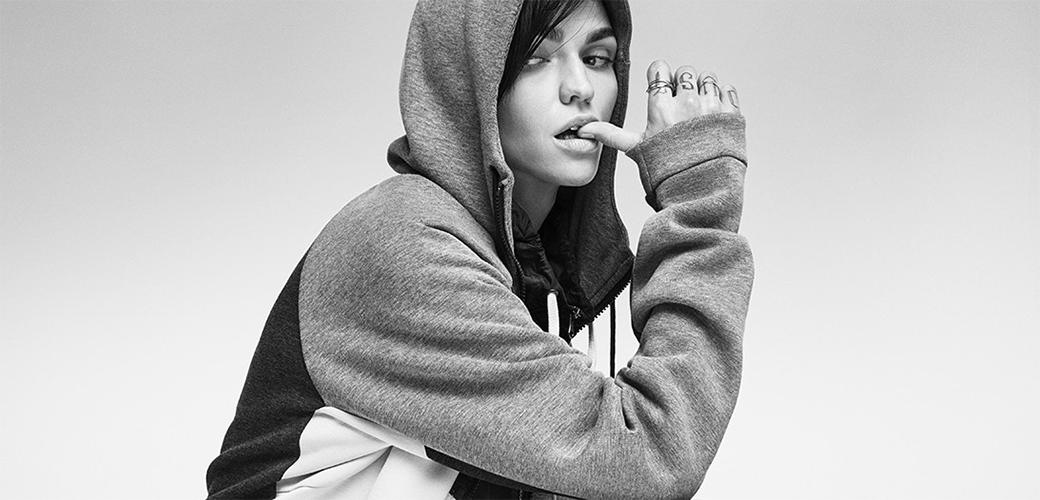 Ruby Rose za Nike