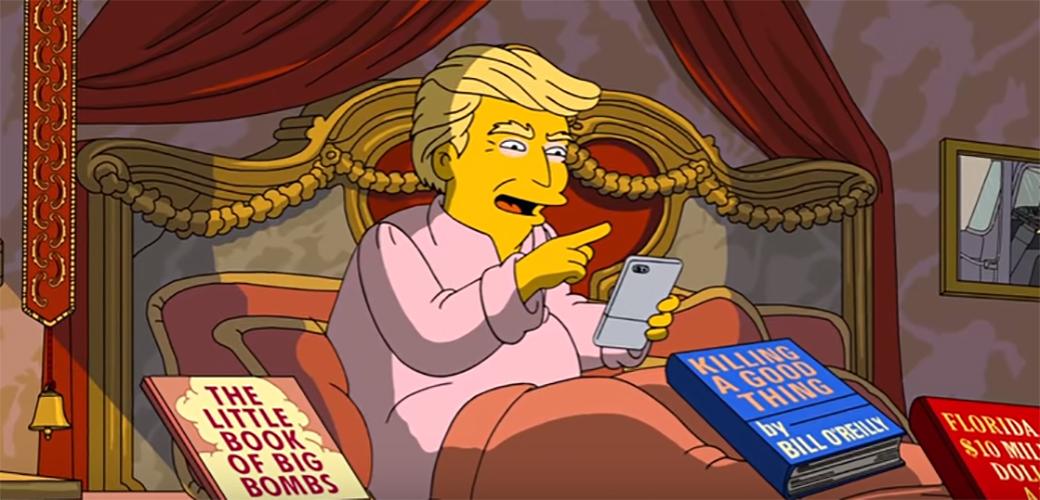 Jedina osoba koju su Simpsonovi odbili
