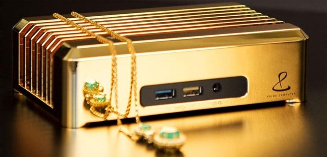 Računar zlata vredan
