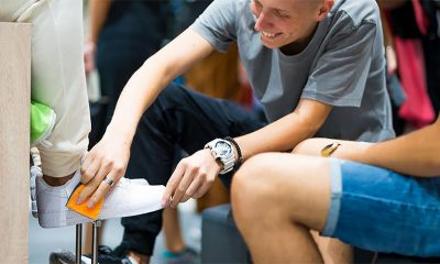The white sneaker collection u radnjama The Spot  %Post Title