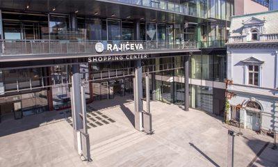 Otvoren Rajićeva Shopping Centar  %Post Title