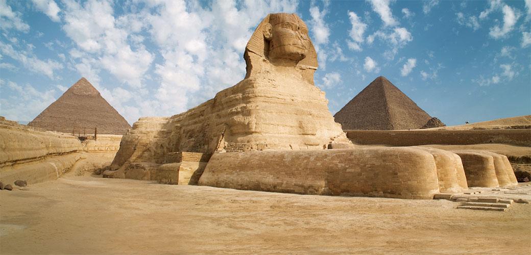 Slika: Otkriven papirus o izgradnji piramida