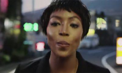 Naomi Campbell za kampanju H&M