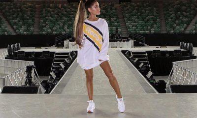 Ariana Grande i Reebok  %Post Title