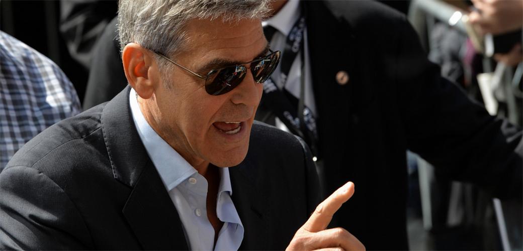 Zašto George Clooney plače po ceo dan?