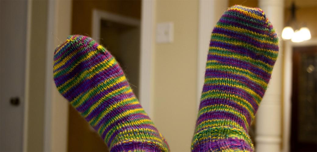 Slika: Da li spavate u čarapama?