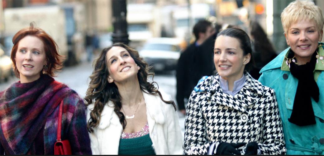 Slika: Zašto je Carrie odabrala Facu, a ne Aidana