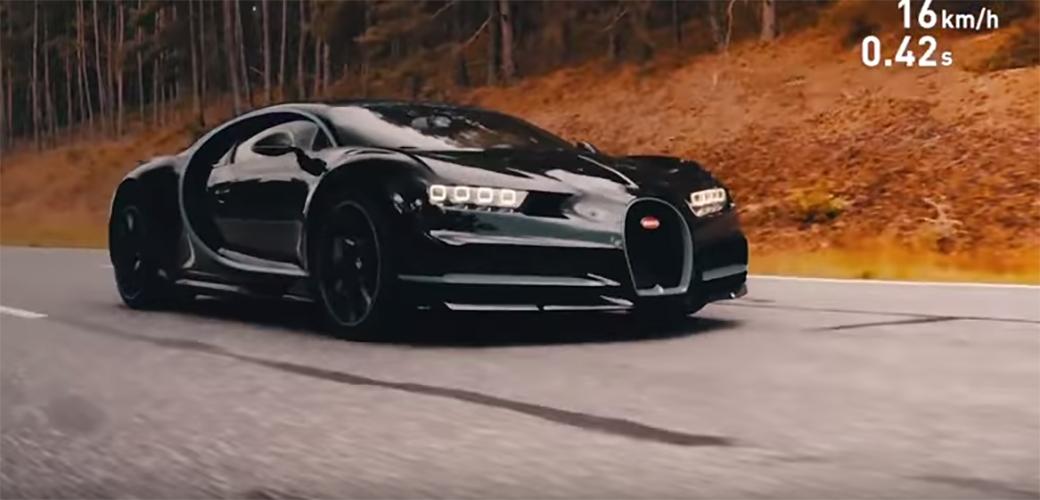 Bugatti Chiron oborio novi rekord