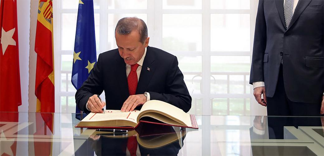 Erdogan preti napadom na Irak