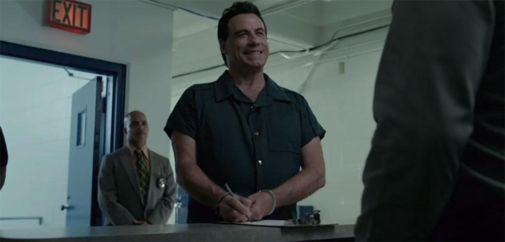 Slika: John Travolta je mafijaš Gambino