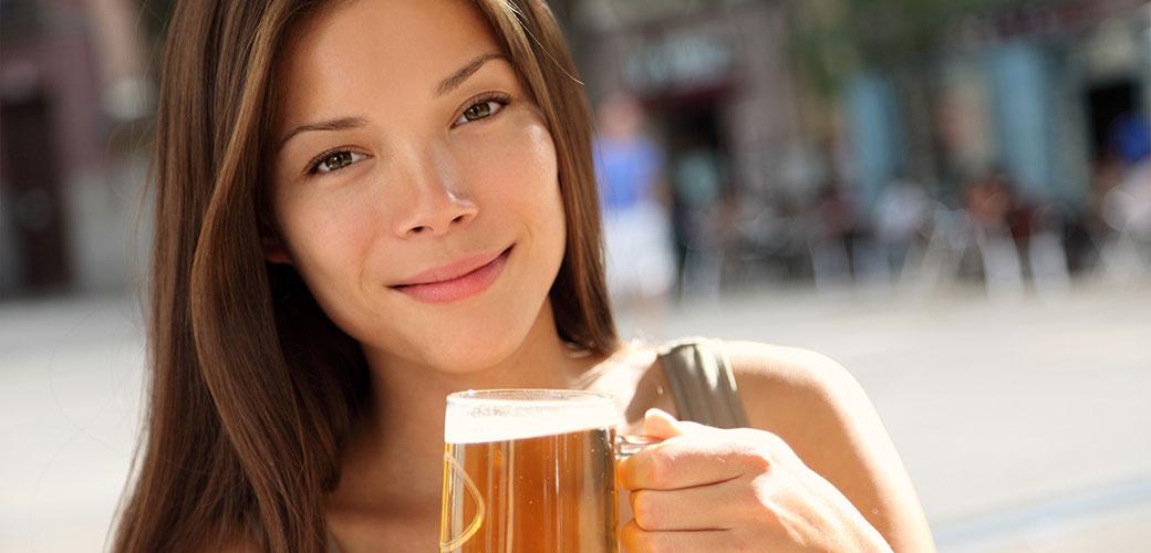 Slika: Pivo diže raspoloženje ali ne zbog alkohola