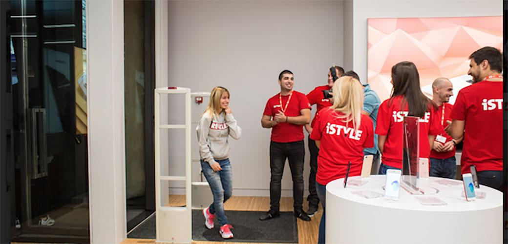 Slika: Nova iStyle Apple Premium Reseller prodavnica u srcu Beograda