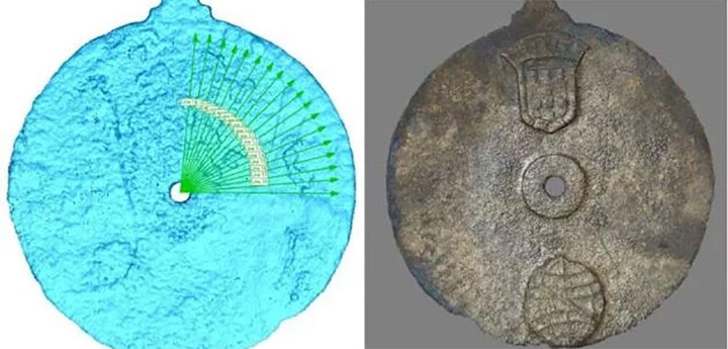 Slika: Pronađen najstariji instrument za navigaciju