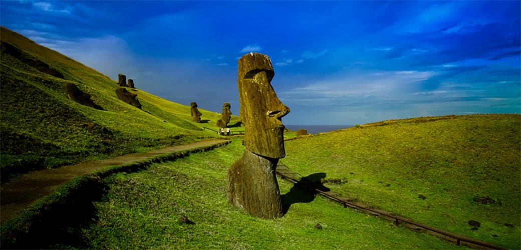 Misterija Uskršnjih Ostrva je nedavno otkrivena