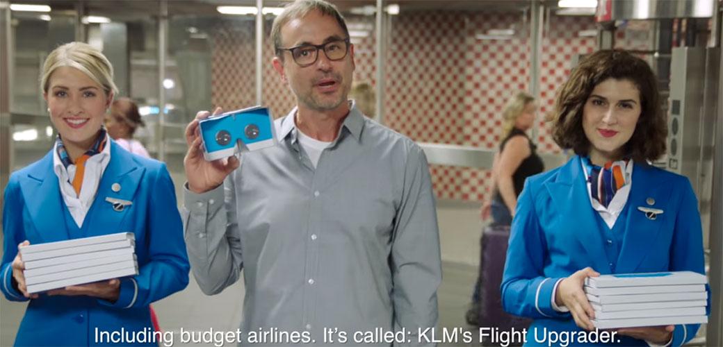 Slika: Kretenska kampanja za avio kompaniju