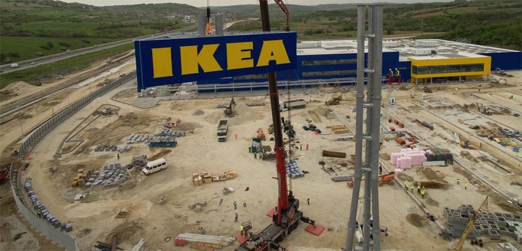 Slika: IKEA napravila energetski održivu robnu kuću