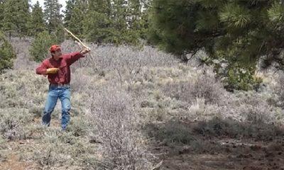 Kako da napravite luk i strele