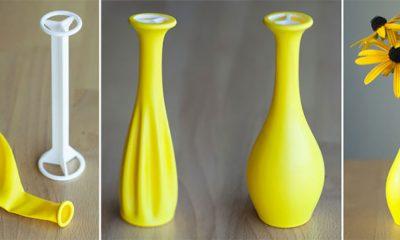 Vaza od balona je vrlo praktična