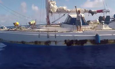 Kako da preživiš 5 meseci na moru