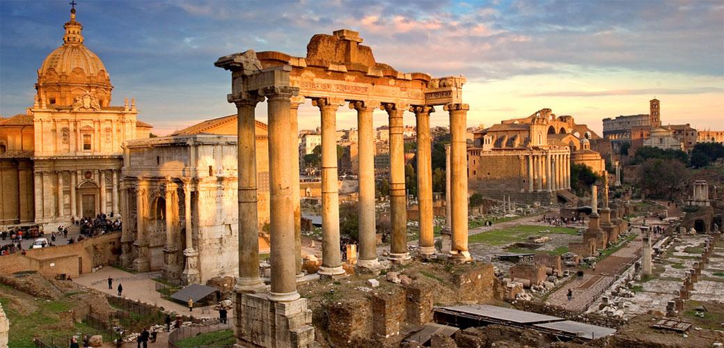 10 ludih činjenica o starim Rimljanima