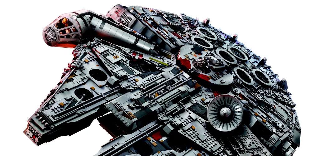 Najveći Lego komplet ikada