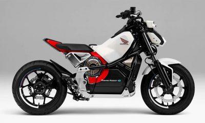Električni Honda monstrum
