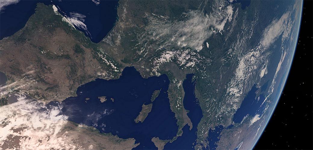 Kineska svemirska stanica se ruši na Zemlju