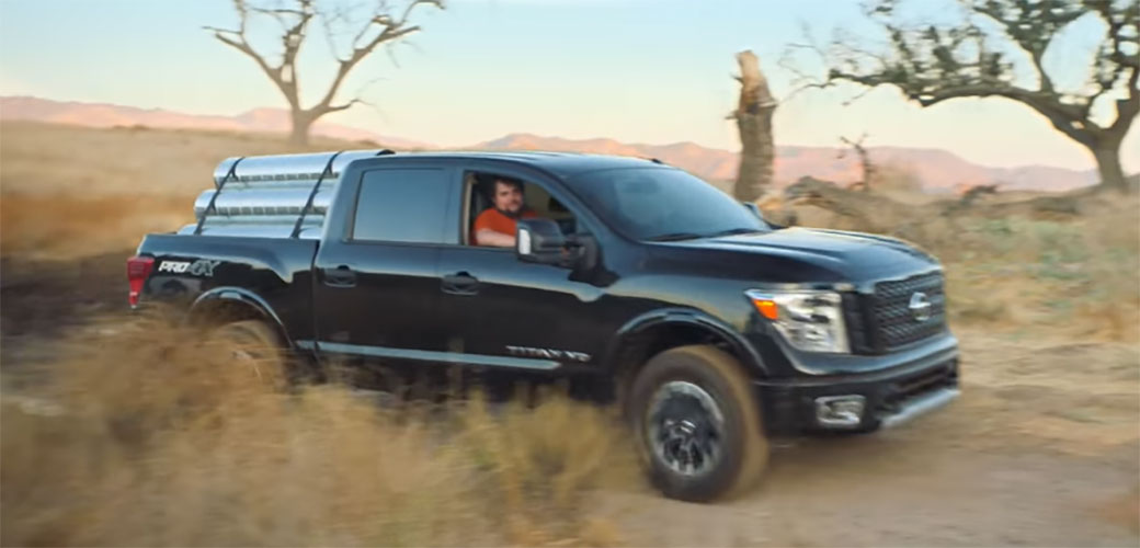 Slika: Genijalna kampanja za Nissan