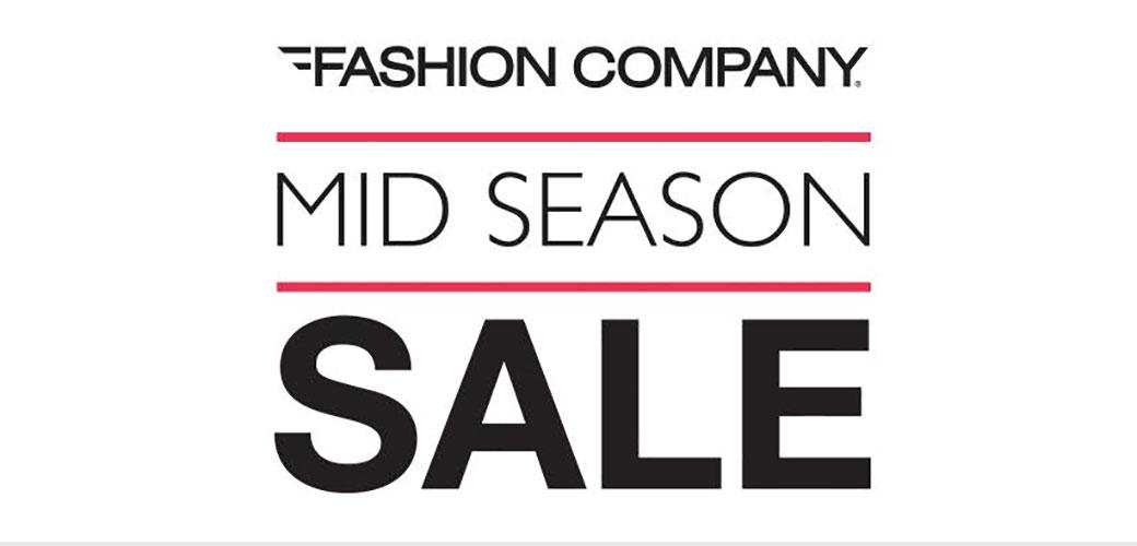 Slika: Mid Season Sale u Fashion Company prodavnicama