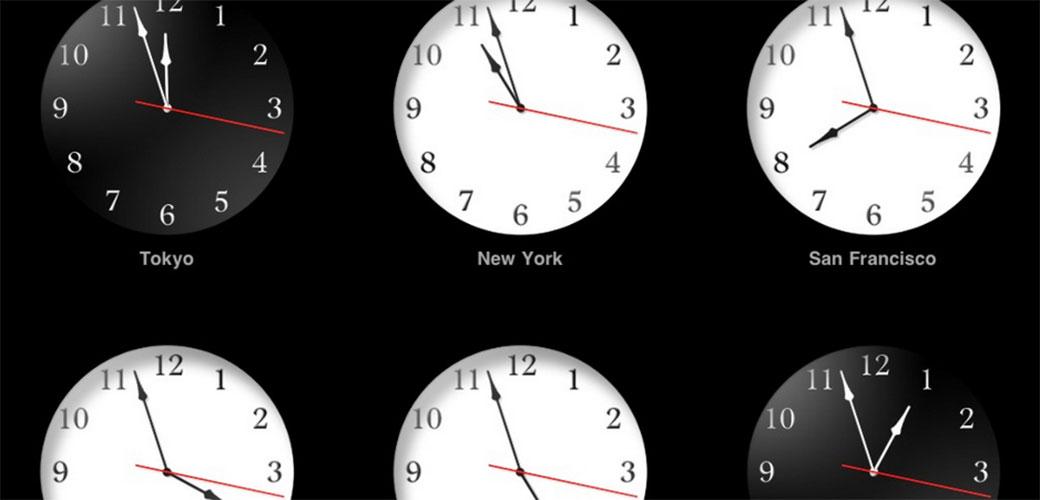Slika: EU ukida zimsko računanje vremena?