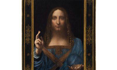 Poslednja Leonardova slika na prodaju