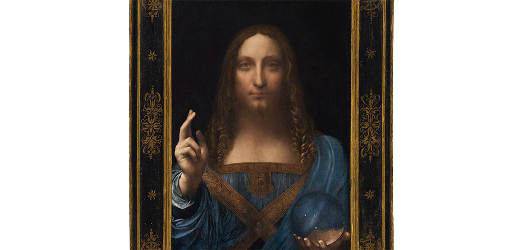 Slika: Poslednja Leonardova slika na prodaju