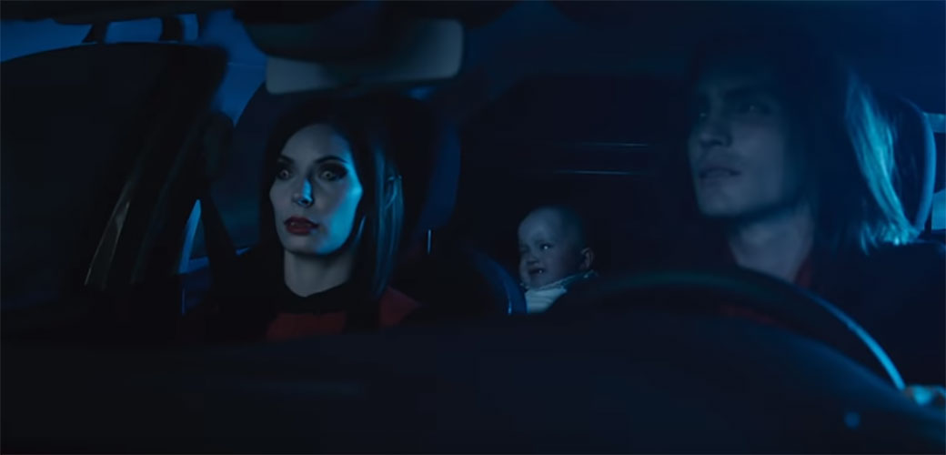 Slika: Renault ima reklamu za VAMPIRE