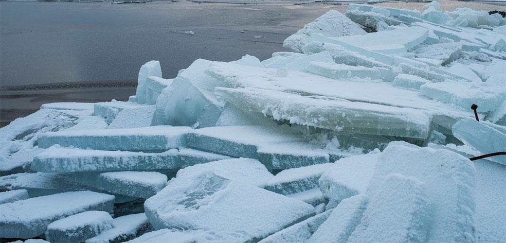Slika: Na Antarktiku se otvorila misteriozna rupa