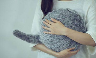 Veštačka mačka za maženje