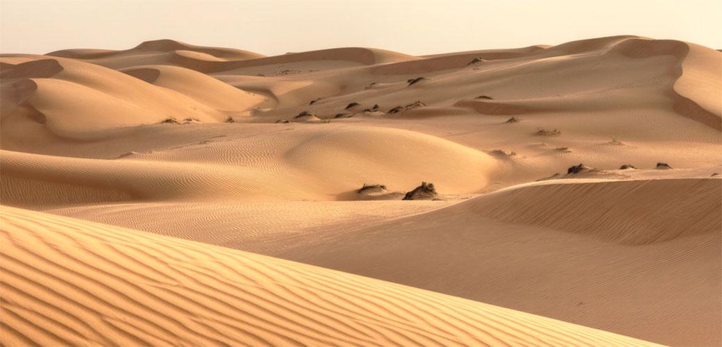 Niko ne zna šta su misteriozne strukture u Saudijskoj Arabiji