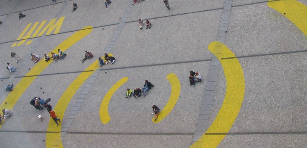 Slika: Besplatan WiFi širom EU