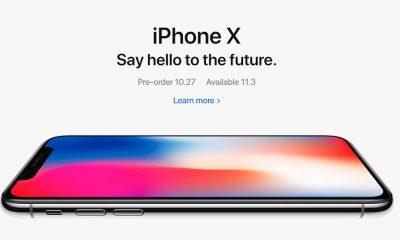 Grešite kod imena iPhone X