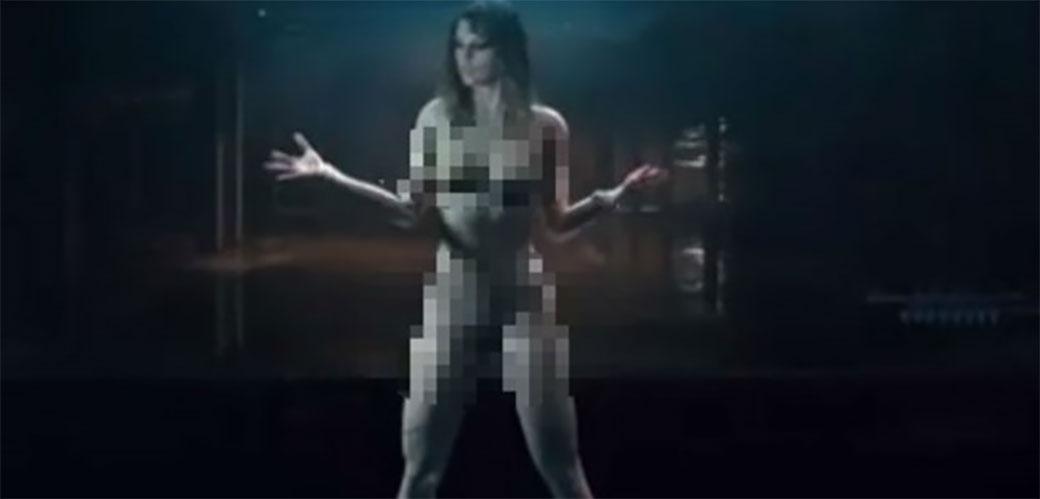 Slika: Taylor Swift je potpuno gola u novom spotu